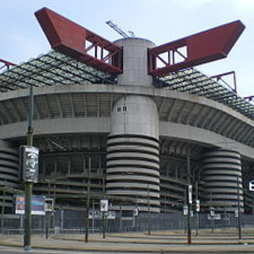 Stadio-Guiseppe-Meazza-Italien